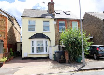 Thumbnail 3 bed semi-detached house to rent in Gibbon Road, Kingston Upon Thames