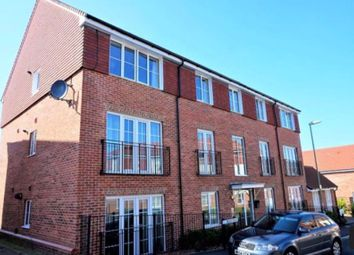 Thumbnail 2 bed flat for sale in Beech Road, Bishops Green, Newbury