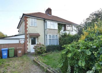 Thumbnail 3 bedroom semi-detached house for sale in Plumstead Road, Norwich, Norfolk
