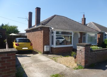 Thumbnail 2 bed detached bungalow for sale in Wood Street, Doddington, March