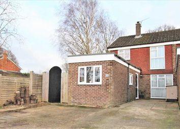 Thumbnail 3 bed end terrace house for sale in Corsletts Avenue, Broadbridge Heath, Horsham