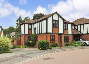 Thumbnail 4 bed detached house for sale in Saxon Close, Warsash, Southampton