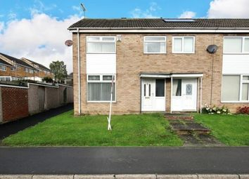 Thumbnail 3 bed end terrace house for sale in Sheringham Close, High Green, Sheffield, South Yorkshire
