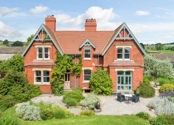 Thumbnail 6 bed equestrian property for sale in Ashford Lane, Bakewell