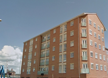 Thumbnail 2 bedroom flat for sale in Old Harbour Court, Hull, North Humberside