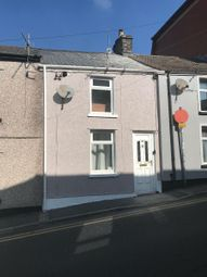 Thumbnail 2 bed terraced house to rent in King Street, Abertillery