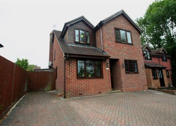 Thumbnail 4 bed detached house for sale in Chestnut Bank, The Street, Old Basing, Basingstoke