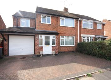 Thumbnail 5 bed semi-detached house for sale in Seaburn Road, Toton, Nottingham