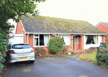 Thumbnail 4 bed bungalow for sale in Heathwood Road, Higher Heath, Whitchurch