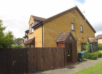 Thumbnail 1 bed property to rent in Little Orchards, Aylesbury