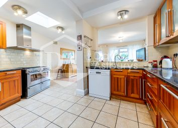 Thumbnail 4 bed semi-detached house to rent in The Rowans, Palmers Green, London