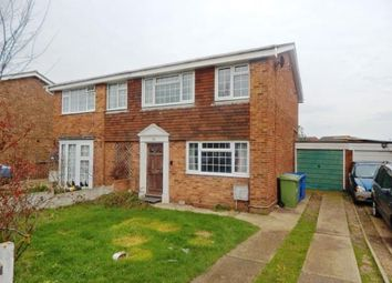 Thumbnail 3 bed semi-detached house for sale in Cliff View Gardens, Warden, Sheerness, Kent