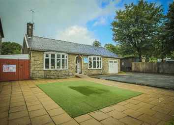 Thumbnail Detached bungalow for sale in Burnley Road, Rossendale, Lancashire