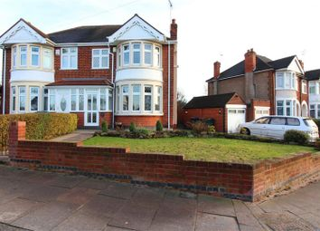 Thumbnail 3 bed semi-detached house for sale in Kingsbury Road, Coundon, Coventry