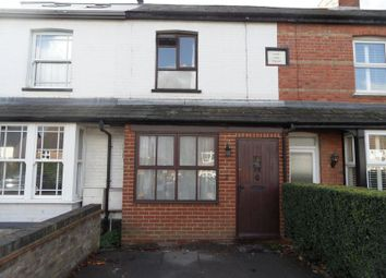Thumbnail 2 bedroom terraced house for sale in Wycombe Road, Stokenchurch, High Wycombe