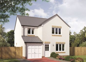 "Thumbnail 4 bedroom detached house for sale in ""The Leith"" at Vellore Road, Maddiston, Falkirk"