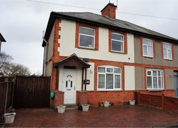 Thumbnail 3 bed semi-detached house for sale in Bardon Road, Barwell