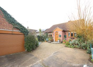 Thumbnail 2 bed detached bungalow for sale in Westwood Drive, West Mersea, Colchester