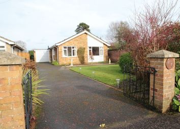 Thumbnail 3 bed bungalow for sale in Middletons Lane, Hellesdon, Norwich