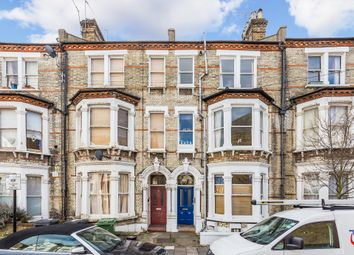 Thumbnail 3 bed flat to rent in Kenwyn Road, Clapham, London