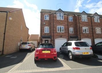 Thumbnail 4 bed terraced house for sale in Bellona Close, Hebburn