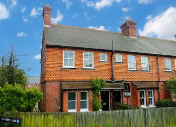 Thumbnail 3 bed end terrace house to rent in Reading Road, Cholsey, Wallingford