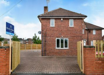 Thumbnail 3 bed semi-detached house for sale in Lordens Hill, Dinnington, Sheffield, South Yorkshire