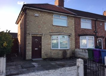 Thumbnail 2 bed terraced house to rent in Lower House Lane, Croxteth