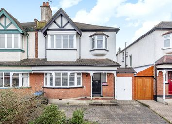 Thumbnail 4 bed semi-detached house for sale in Kendall Avenue South, South Croydon, Surrey