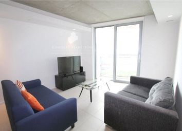 Thumbnail 1 bed flat to rent in Hoola Building, Tidal Basin Road, London