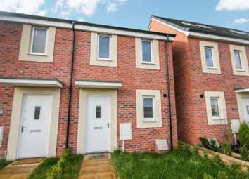 Thumbnail 2 bed end terrace house for sale in Regal Walk, Bridgwater