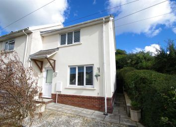 Thumbnail 2 bedroom semi-detached house for sale in Pail Park, Knowle, Braunton