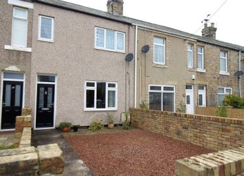 Thumbnail 3 bed terraced house for sale in Swarland Terrace, Red Row, Morpeth