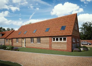 Adwell Barn, Watcombe Manor, Ingham Lane, Watlington, Oxfordshire OX49. 3 bed semi-detached house for sale