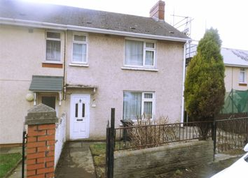 Thumbnail 3 bed semi-detached house for sale in Pellau Road, Margam, Port Talbot, West Glamorgan