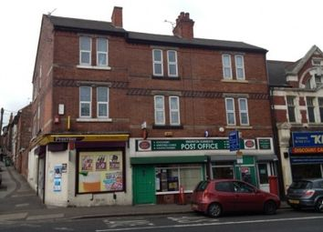 Thumbnail 1 bed flat to rent in 188A, Carlton Road, Nottingham