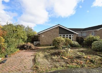 Thumbnail 2 bed detached bungalow for sale in York Close, Washingborough, Lincoln