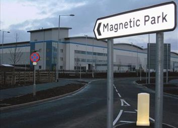 Thumbnail Land to let in Magnetic Park, Desborough, Kettering, Northamptonshire