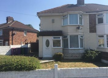 Thumbnail 2 bed semi-detached house for sale in Haselbeech Crescent, Liverpool