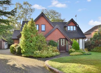 Thumbnail 4 bed detached house for sale in Pinewood Park, Southampton