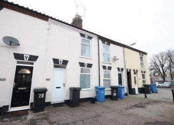 Thumbnail 3 bed terraced house for sale in Leonards Street, Norwich