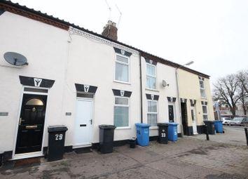 Thumbnail 3 bedroom terraced house for sale in Leonards Street, Norwich