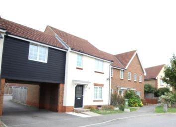 Thumbnail 4 bed terraced house for sale in Bellflower Avenue, Minster On Sea, Sheerness