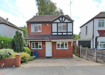 Thumbnail 3 bedroom detached house for sale in Overbrook Drive, Prestwich, Manchester