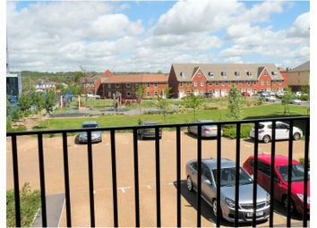 Thumbnail 2 bed flat for sale in Tudor Crescent, Portsmouth