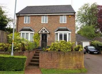 Thumbnail 4 bed detached house for sale in Nightingale Close, Abbots Langley
