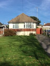 Thumbnail 2 bed detached bungalow to rent in Sunnyside Road, Parkstone, Poole