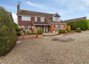 Thumbnail 5 bed detached house for sale in Chapel Close, Pwllmeyric, Chepstow