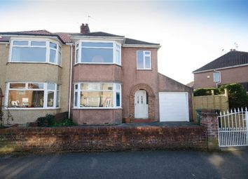 Thumbnail 3 bed semi-detached house for sale in Baugh Road, Downend, Bristol