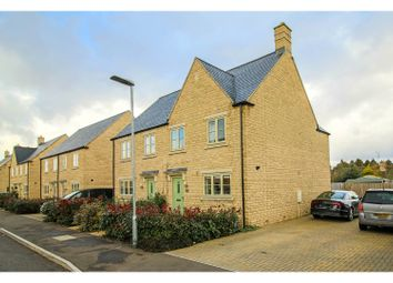 Thumbnail 3 bed semi-detached house for sale in Jacobs Piece, Fairford